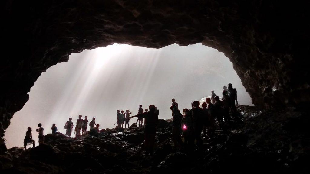jomblang cave Prambanan tour