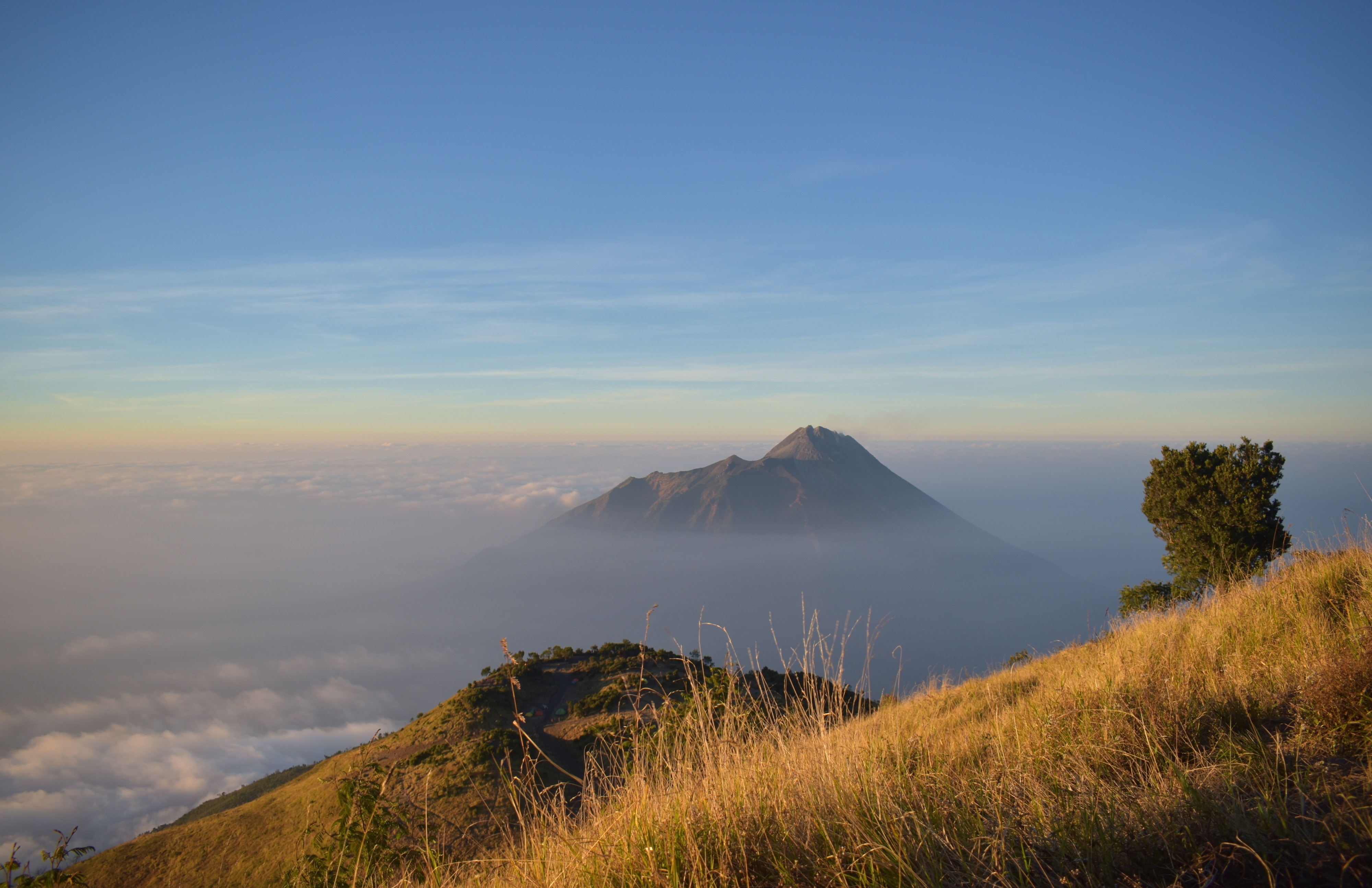 mount Merbabu tour