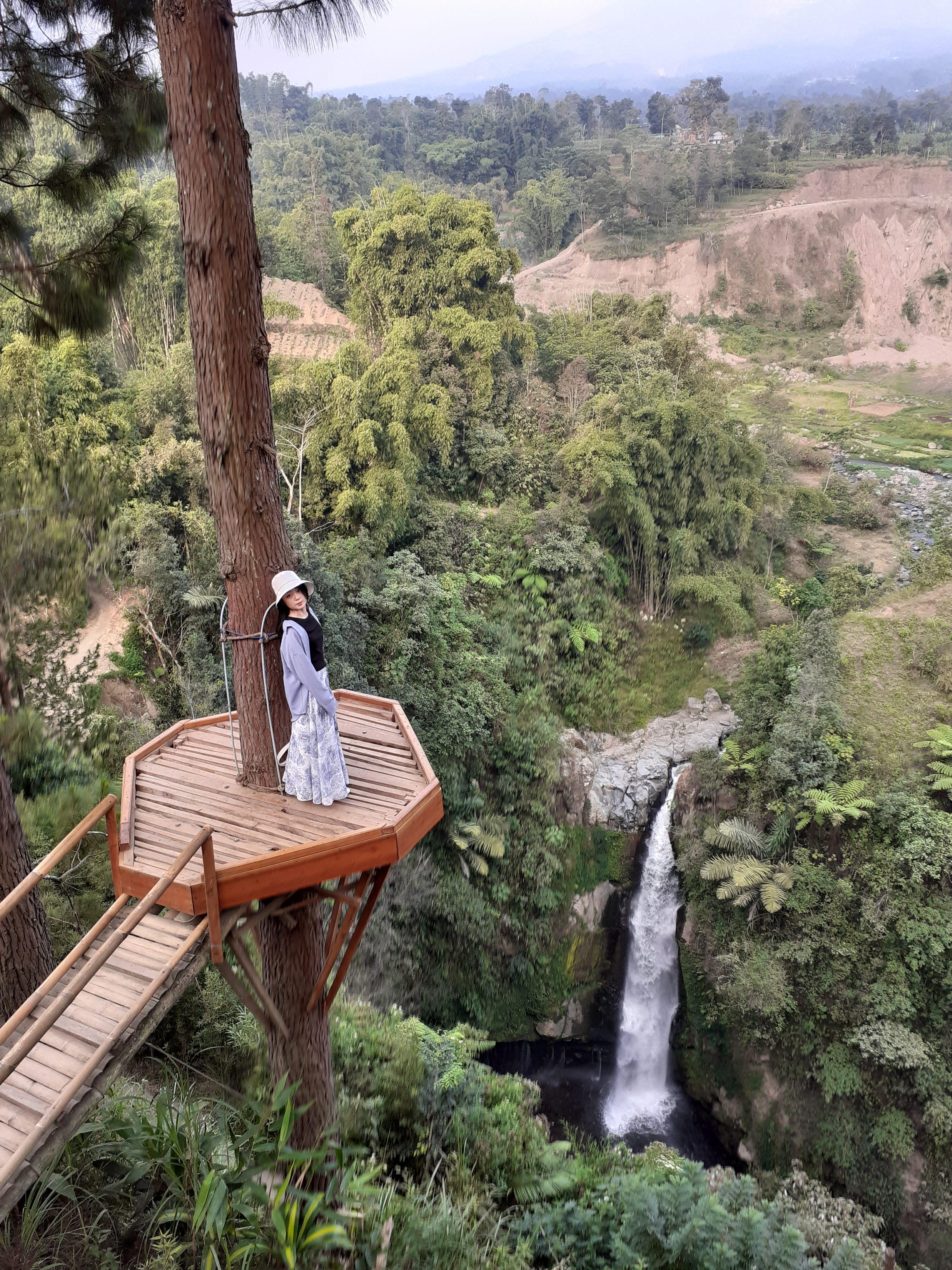 kedung kayang waterfall