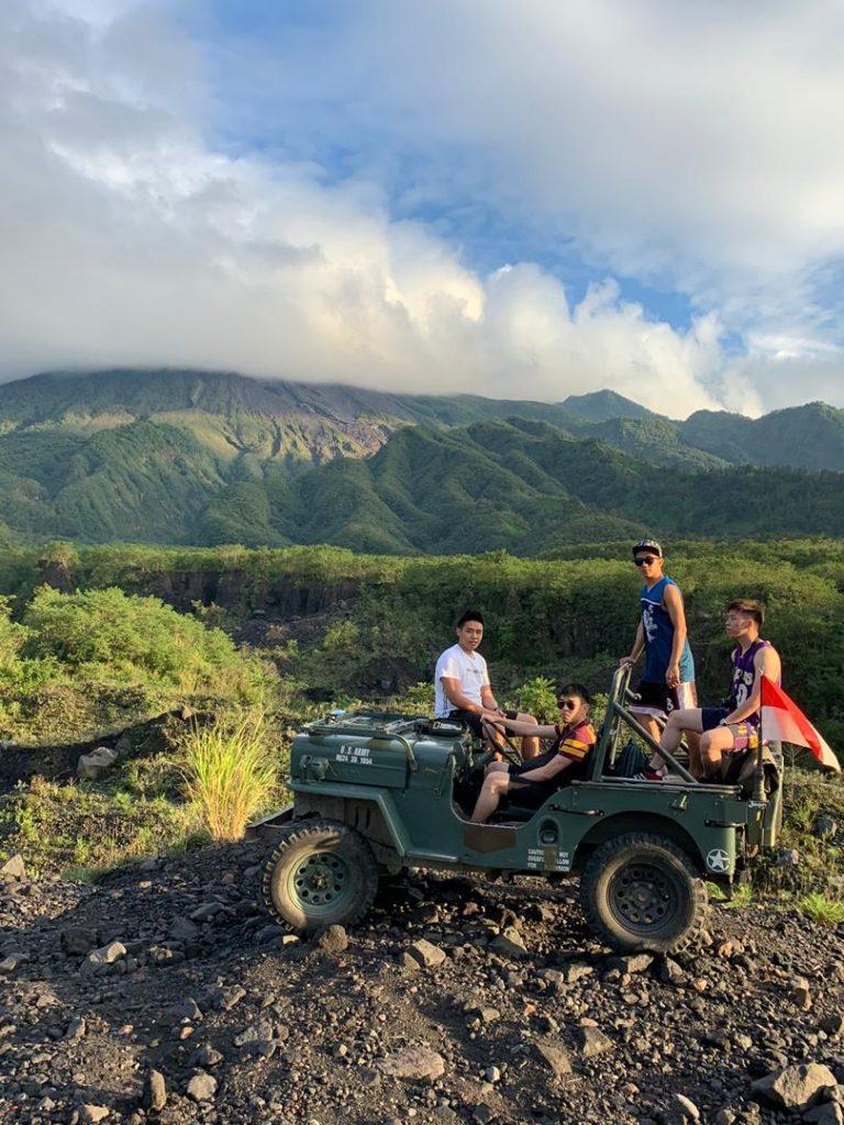 merapi jeep adventure