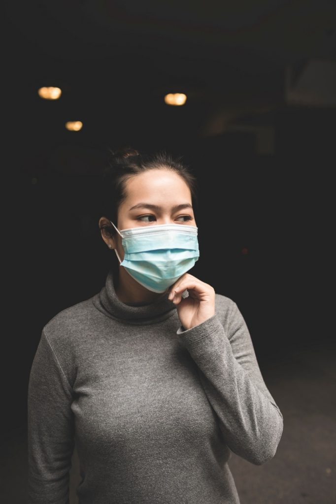 use mask prevent corona